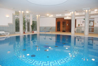 Siesta Wellness Appartements  - Schwimmbad - Balatonfüred